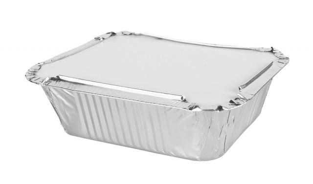 Contenitore di alluminio