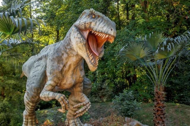 Dinosauro - Paleodieta