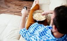 Debolezze: mangiare davanti alla tv