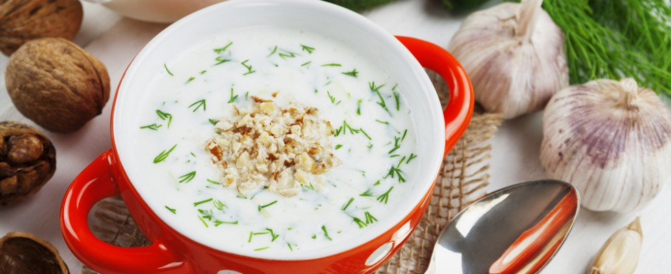 Zuppe fredde: 10 ricette per non arrendersi all'autunno