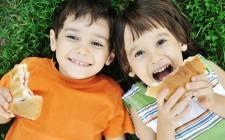 10 merende sane per la scuola