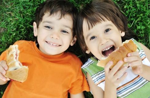 10 merende sane per bambini: da consumare a casa o a scuola
