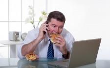 Mangiare in ufficio: il Galateo