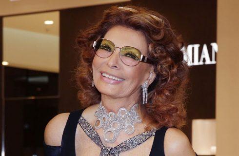 Auguri a Sophia Loren, star del cinema che sa stare in cucina con amore