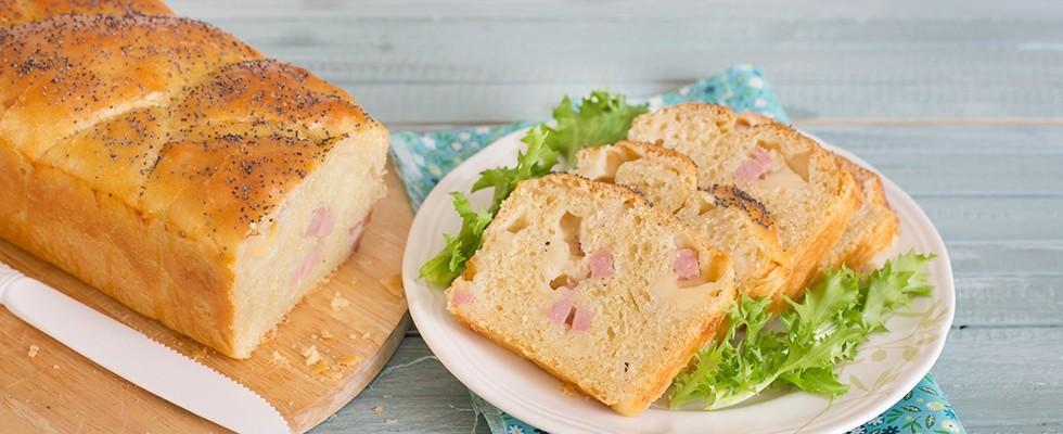 Pan brioche salato farcito: la ricetta