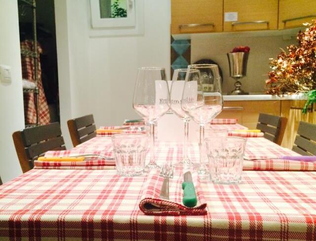 Emilio, il tavolo