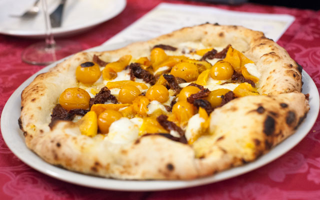 Pizza Franco Pepe