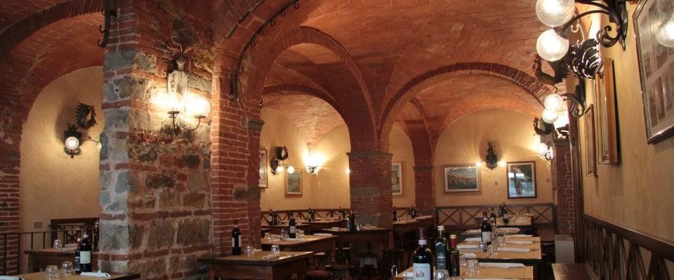 Antico Ristoro di' Cambi, Firenze