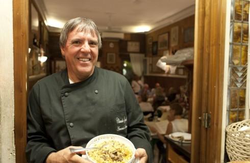 Armando al Pantheon: storia della ristorazione romana