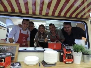 Al Salone del Gusto: sommelier e maître si sfidano in cucina