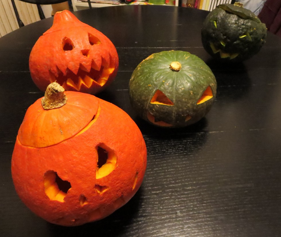 Come intagliare la zucca per Halloween - Foto 6