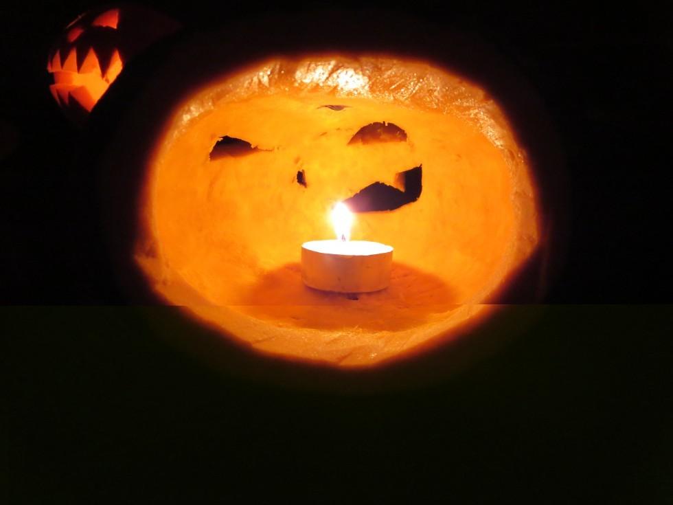 Come intagliare la zucca per Halloween - Foto 7