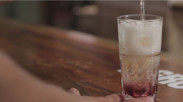 Shirley temple - 2 ginger ale