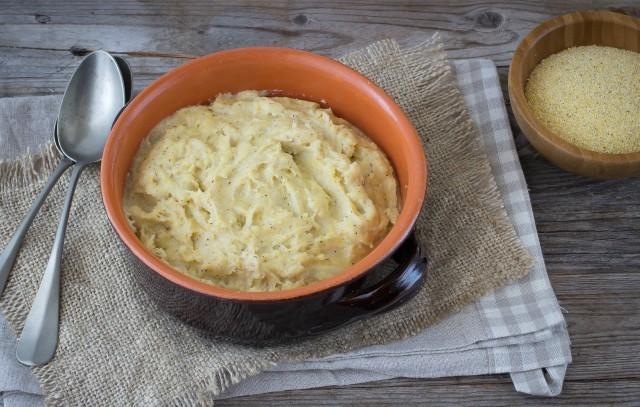 Still life 3 polenta taragna