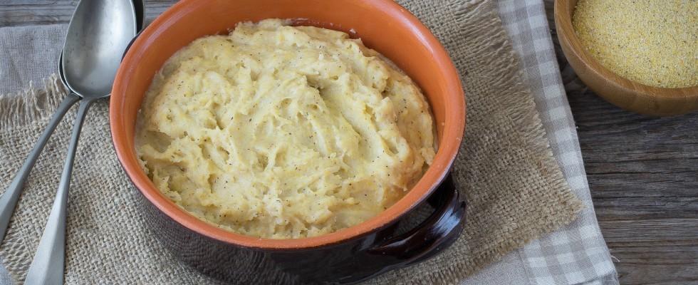 Polenta taragna: piatto unico