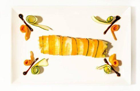 Che cos'è l'alta cucina naturale vegetariana