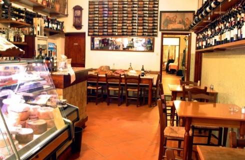 Cantinetta del Nonno, San Casciano in Val di Pesa