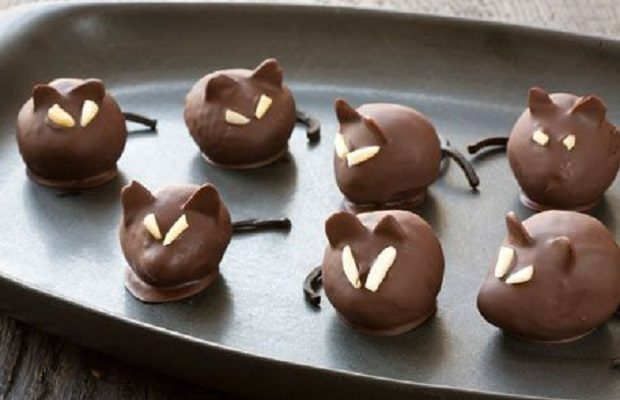 Come fare i cioccolatini di Halloween e consigli di decorazione