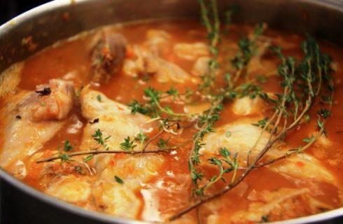 Come fare il coniglio in agrodolce con la ricetta alla siciliana