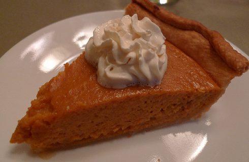 La ricetta di Halloween della crostata di zucca