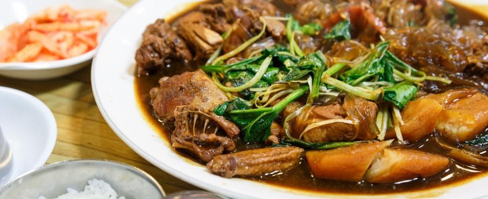 Koshi koba milano agrodolce for Cucina coreana