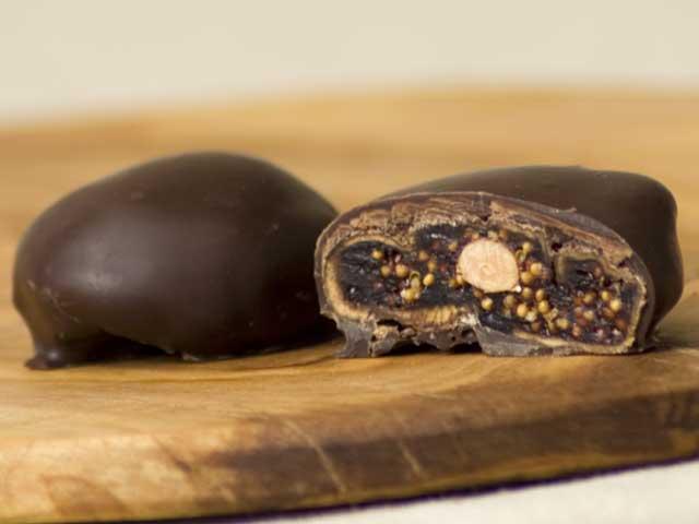 fichi cioccolato