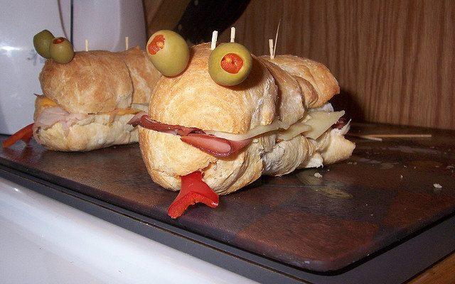 La ricetta dell'hamburger da preparare ad Halloween