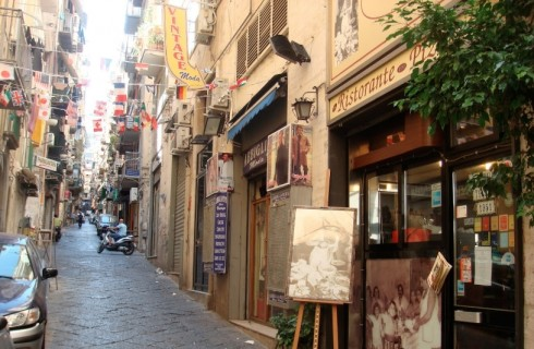 Hosteria Toledo, Napoli
