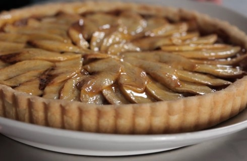 Crostata di mele: la video ricetta