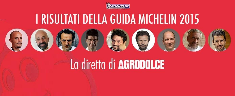 Guida Michelin 2015: la diretta liveblog