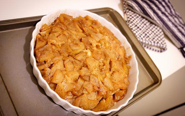 Le mele cotte al forno senza zucchero, perfette per la dieta