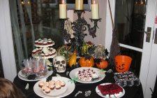 Il menu di Halloween in nero con ricette a tema