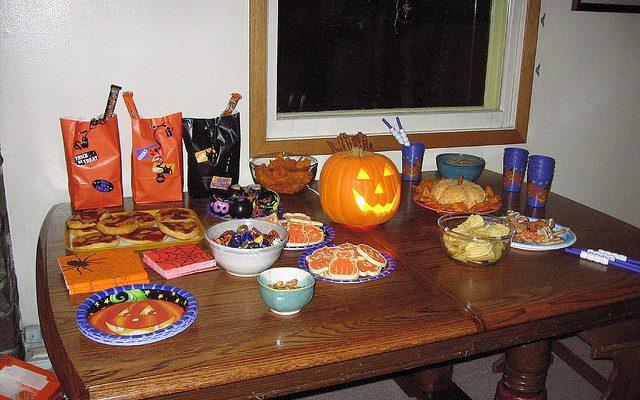 Il menu economico di Halloween per festeggiare con amici