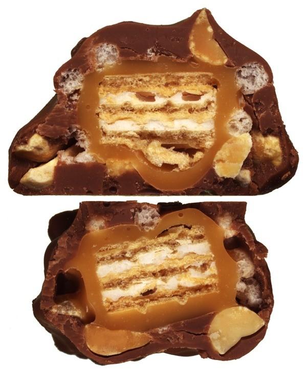 Scandybars: sezionando il cioccolato - Foto 8