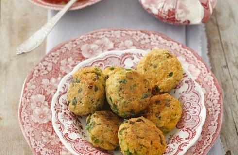 Polpette di ceci e patate: vegetariane