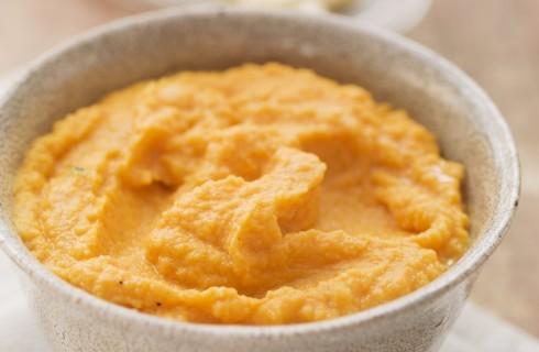 Il purè di carote