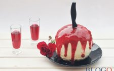 La Red Velvet cake per Halloween con la fotoricetta di Gustoblog