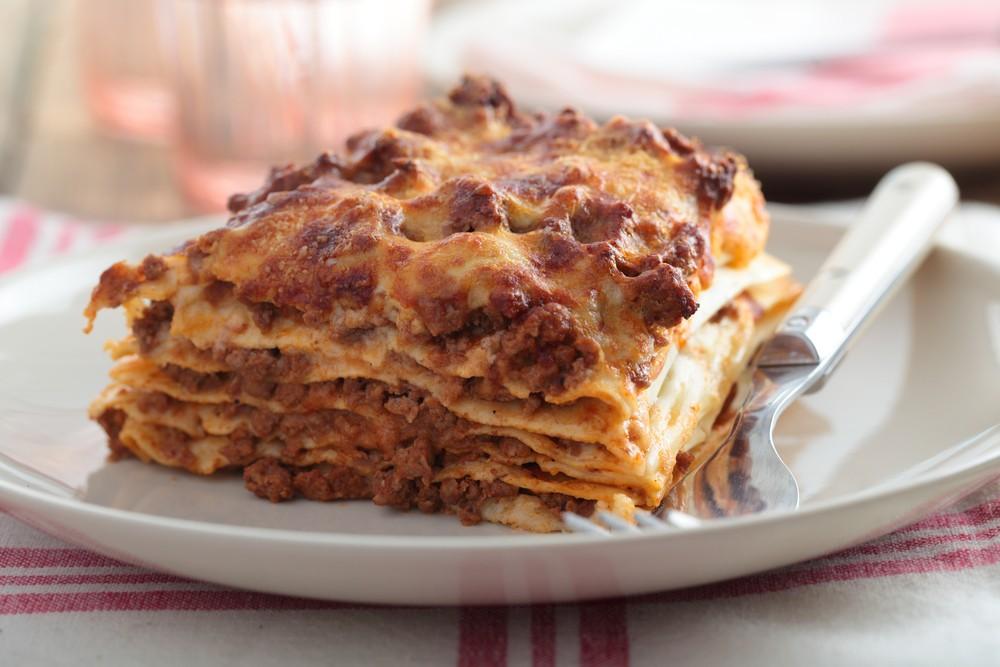 Ricetta Lasagne Italiana.Lasagne Sapori Di Casa Agrodolce