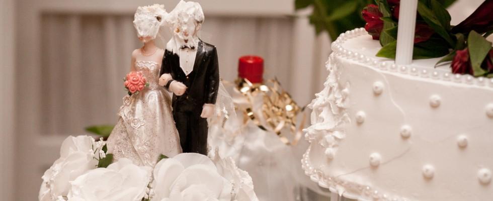 I 15 peggiori momenti dei banchetti di nozze