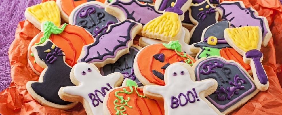 Dolci di Halloween per bambini