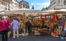Roma: magia del mercato rionale