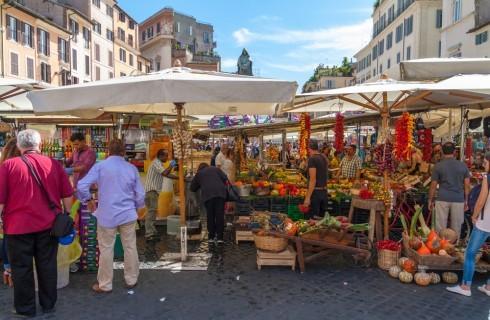 5 mercati rionali per scoprire l'anima popolare di Roma