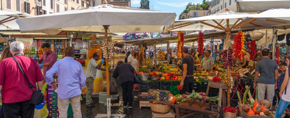 5 mercati rionali di roma agrodolce for Mercati oggi a milano