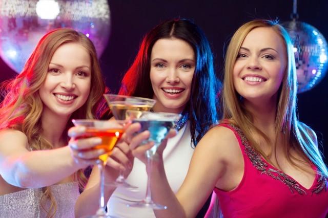 Bere in discoteca