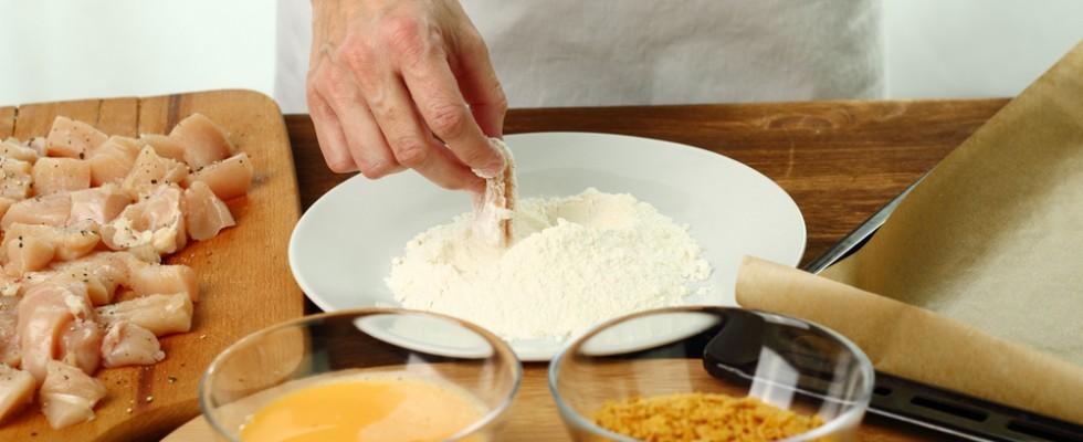 Oltre gli impasti: gli usi della farina in cucina