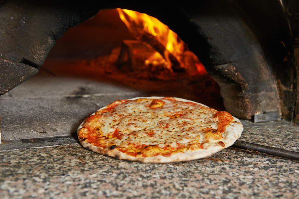 Ricetta Impasto Pizza Forno A Legna.Pizza Forno Elettrico O A Legna Agrodolce