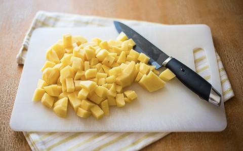 riso e patate - patate