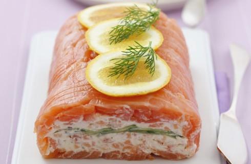 Terrina di salmone