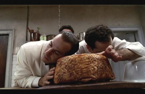 Timballo: dalla Sicilia al film Big Night