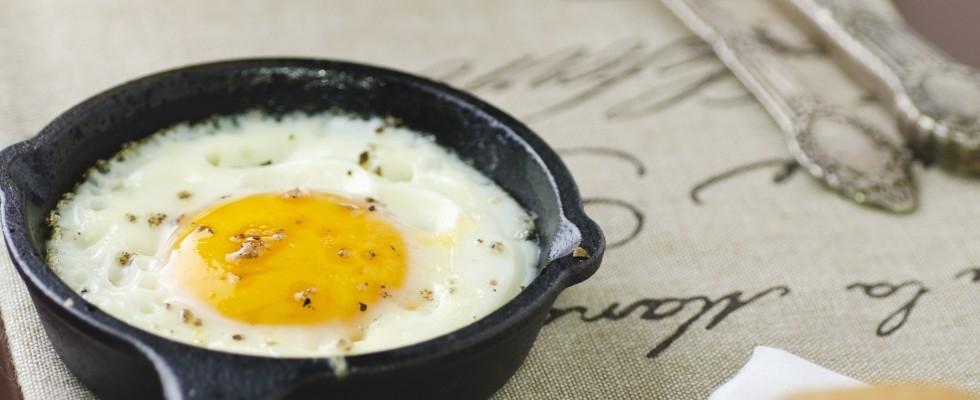 L'uovo fritto perfetto